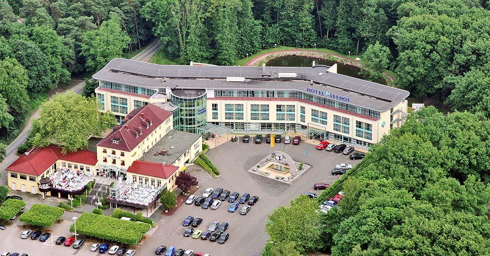 Willkommen Im Hotel Seehof